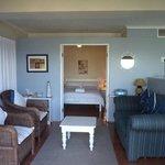 Nautica Living space