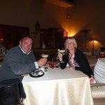 Italian Open Air Dining
