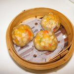 Steamed Vegetarian Crystal dumpling