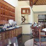 Pool Villa Breakfast area