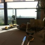 table and view at Galvin