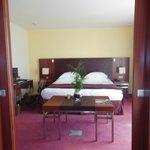 la chambre quel lit !!