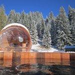 Spa et sauna cosmic