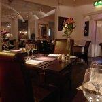 Olive Tree restaurant - lovely food