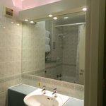 slle de bain chambre suite