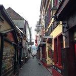 Drosselgasse street