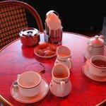 24 Euros tea break!