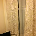 Curtains in Room 4