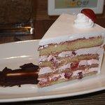 sickeningly sweet Strawberry Shortcake