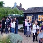 An inspiring evening of food at May's event at the Gog Magog farm shop