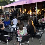 Patio is a great place to enjoy your summer