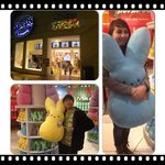 Very adorable Peeps Store!