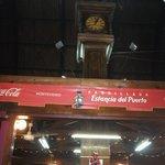 Relógio do Mercado Del Puerto