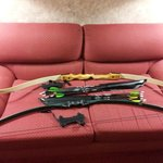 GOEA Couch in Sitting & Archery equipment