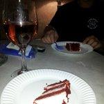 Red Velvet cake was Delish :)