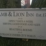 Lion & Lamb Inn