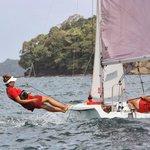 Navegando en Las Perlas