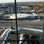 View from Room - LQ Springfield (Jan. 2014)