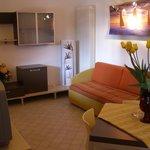 OASIDEL MARE appartamenti soggiorno