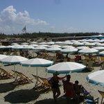 OASI DEL MARE  spiaggia attrezzata