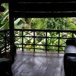 Green room porch