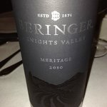 Great bottle of wine at a decent price point - great with filet
