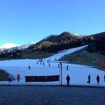 La Splaza - blue slope before it snowed