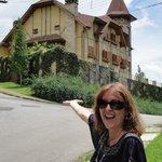 Eis o Hotel Le Renard!