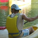 Camping Tournefeuille - Romorantin - Sologne- départ canoe Kayak