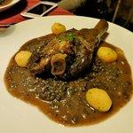 Lamb Shank Entree