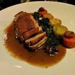 Duck Breast Entree