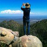 Panorámica desde las Rocas