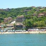 """Playa Joao Fernandes y el Club de Mar """"La Plage"""""""