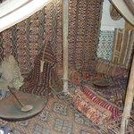 Tente berbère d'Imilchil, Haut Atlas