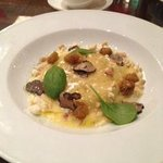 Risotto with truffles