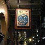 NOLA Sign