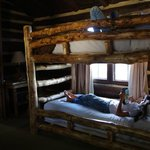 Our Cabin, Bunk Beds