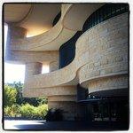Astounding architecture; wonderful exhibits, awesome cafe