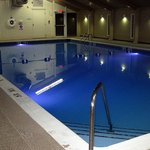 Indoor Pool - LQ Springfield (Jan. 2014)