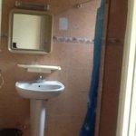 salle de bain wc douche  lavabo