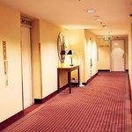 13th floor hallway