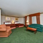 Foto de Howard Johnson Express Inn - Lenox