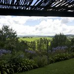 View from Main House Patio over the Lidgetton Valley