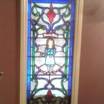 Stained Glass in Suite