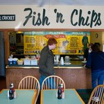 Photo of Sir Cricket's Fish & Chips