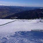 Rosenkranzhöhe - top of the Kreischberg ski resort
