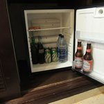 Refrigerator stocked every day