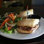 Farmer Steak Sandwich