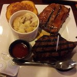 Filet and ribs