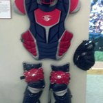 Behind the plate gear